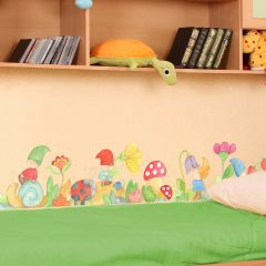 Sticker mural Gnomes - bannière
