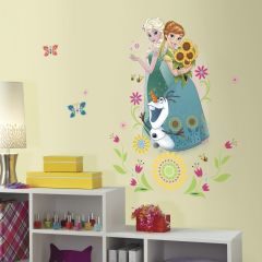 RoomMates stickers muraux - Frozen Fever Group