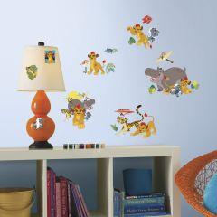 Stickers muraux Disney La Garde du Roi lion