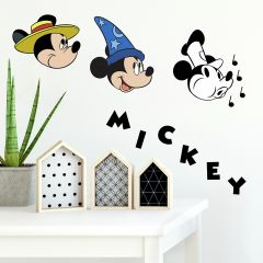 Stickers muraux Mickey Mouse Classic 90th Anniversary