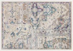 Tr Giorgia Heriz White/Blue 230X160