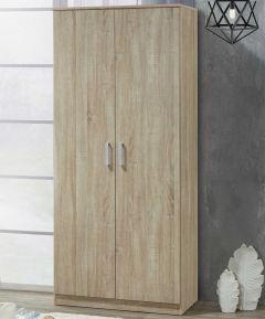 Armoire Bursa 2 portes & profonde de 52 cm