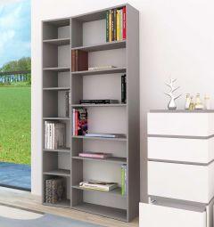 Bibliothèque Varna modèle 1 - gris