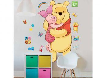 Sticker mural XL Winnie l'ourson