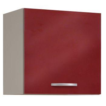 Meuble haut Spott 60 cm - glossy red