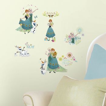 RoomMates stickers muraux - Frozen Fever