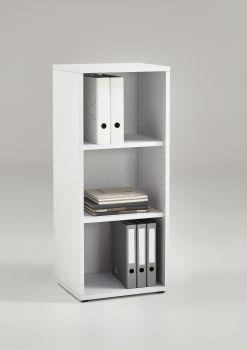 Bibliothèque Gabi - 3 niches étroite