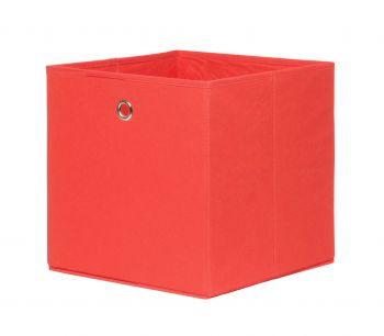 Boîte de rangement Alfa - rouge