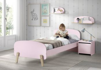 Lit Kiddy 90x200 - rose