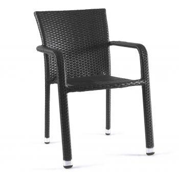 Chaise de jardin Batilda - anthracite