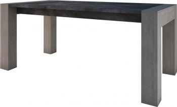 Table à manger Iris - chêne gris