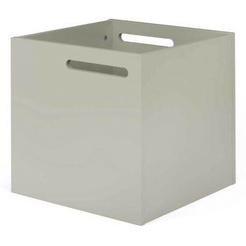 Boîte de rangement Berkeley - gris