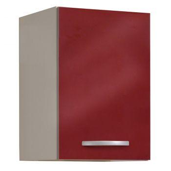 Meuble haut Spott 40 cm - glossy red