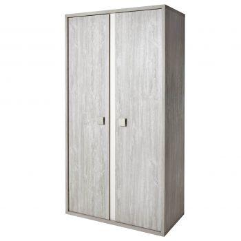 Garde-robe Clara - 2 portes