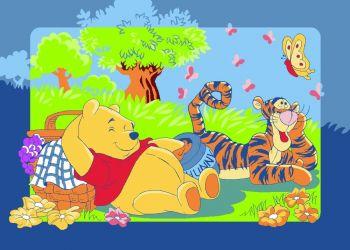 Tapis Winnie & Tigrou
