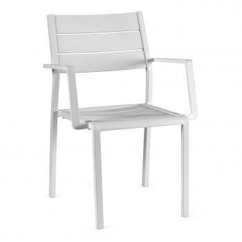 Chaise de jardin Gabbana - blanc