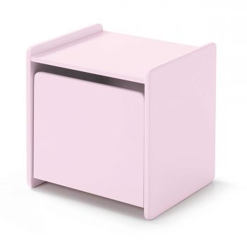Table de chevet Kiddy - rose