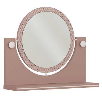 Surmeuble May avec miroir