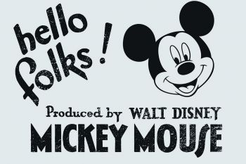Tableau Mickey Mouse
