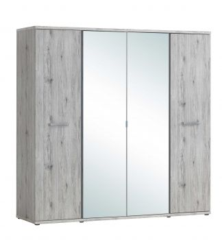 Armoire Forever 4 portes
