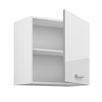 Meuble haut Eli 60x58 - blanc