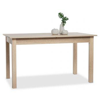 Table à manger extensible Coburg 137/177 - chêne