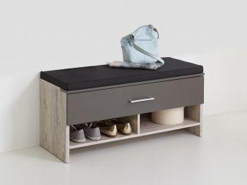 Armoire à chaussures/banc Nala
