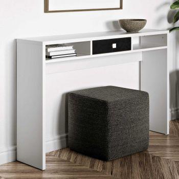 Console Pure - blanc/noir