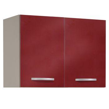 Meuble haut Spott 80 cm - glossy red