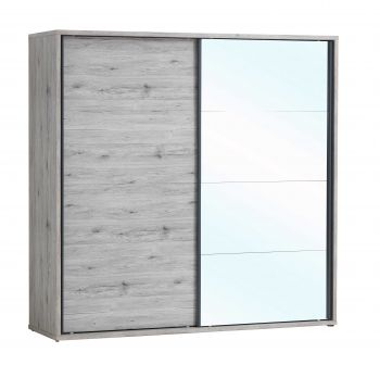 Armoire Forever 2 portes coulissantes
