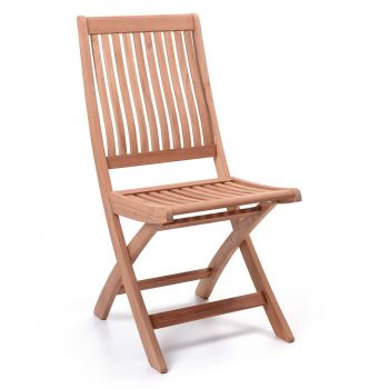 Chaise de jardin pliable Birmingham