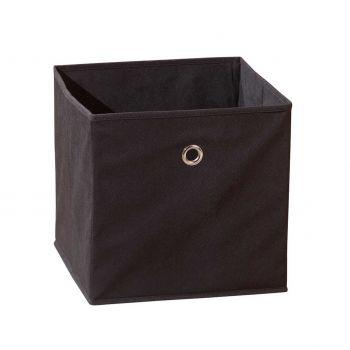 Boîte de rangement pliable Winny - noir