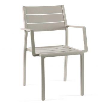 Chaise de jardin Gabbana - ivoire