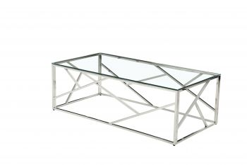 Table basse Greenland - argent