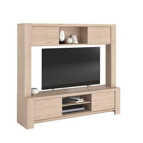 Meuble TV Porto 180cm à 4 portes
