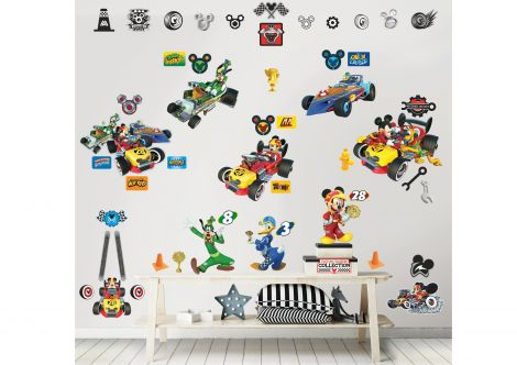 Stickers muraux Disney Mickey Mouse