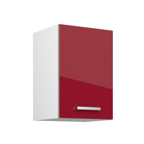 Meuble haut Eli 40 cm - rouge