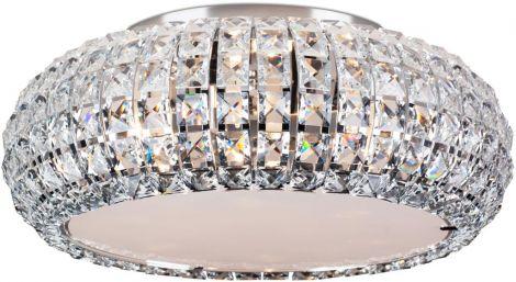 Plafonnière Crystal Science Ø40cm - 6x42w G9
