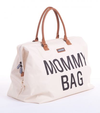 Sac à langer Mommy Bag - blanc cassé