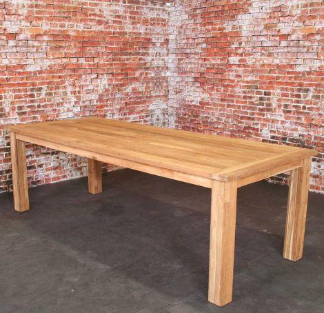 Table de jardin Oxford 240x110