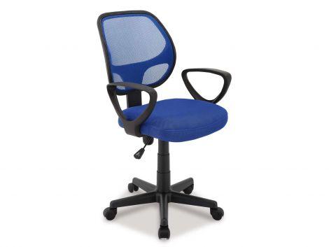 Chaise de bureau Pipa - bleu