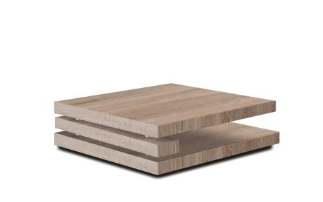 Table basse Coventry - sonoma clair