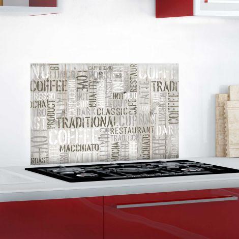 Sticker mural Coffee revêtement mural pour cuisine