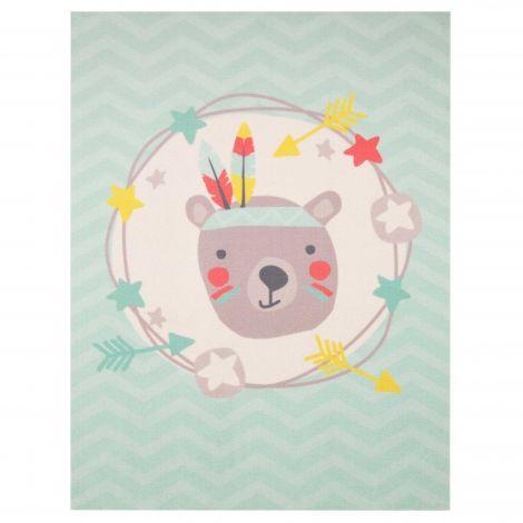 Tapis enfant Feather Bear