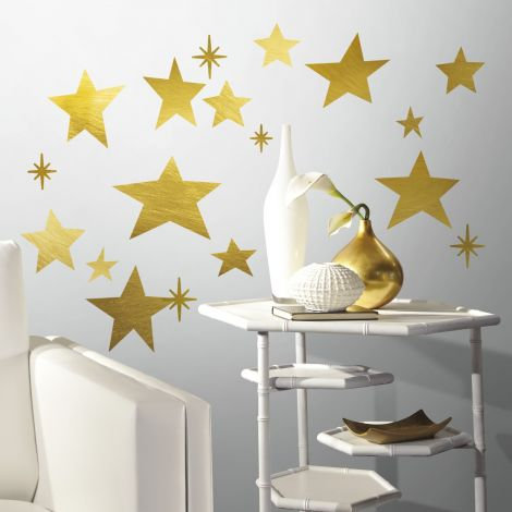 Gb Gold Star With Foil