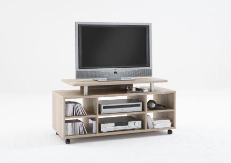 Meuble tv Variant 118cm - brun