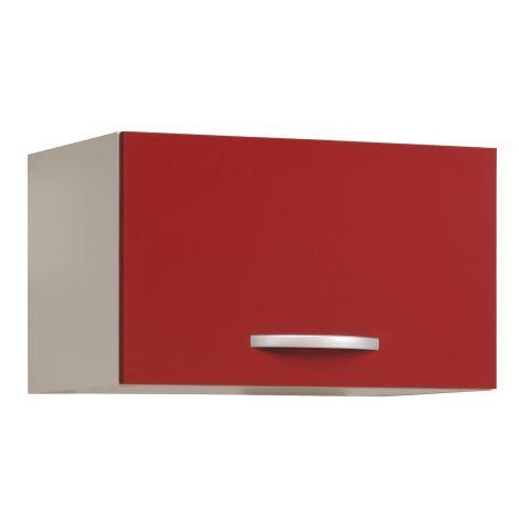 Meuble haut Oke 60x35 cm - rouge