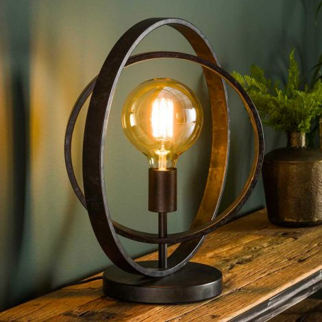 Lampe d'appoint Archie - anthracite
