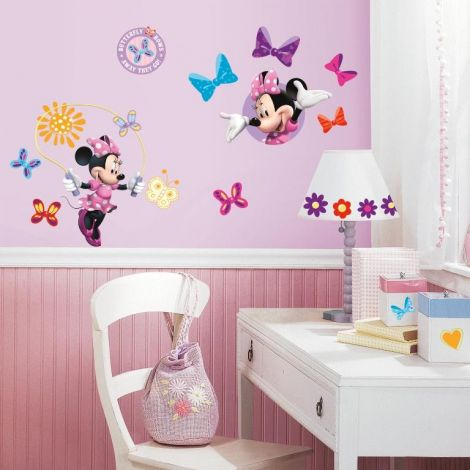 RoomMates stickers muraux - Minnie Mouse multi