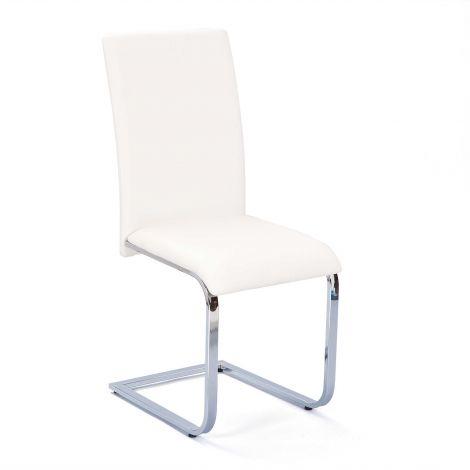 Chaise salle à manger Montana - blanc